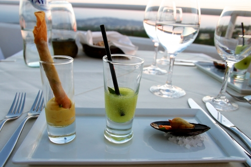 selene,cuisine grecqueque,restaurant santorin