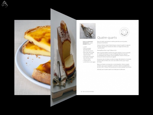 Deux belles applications culinaires en français