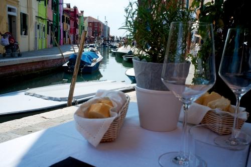 restaurants venise,lagune de venise,venissa mazzorbo