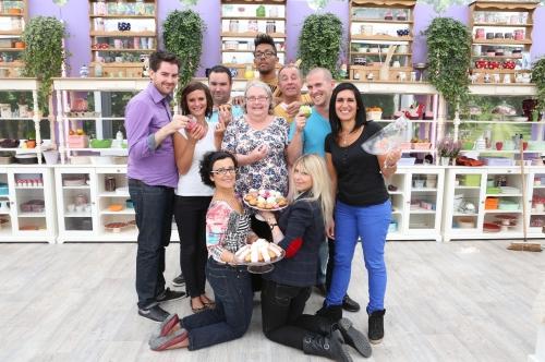 «Le meilleur pâtissier»: une soirée rose bonbon sur RTL-TVI