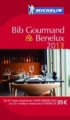 26 nouveaux Bibs gourmands en Belgique