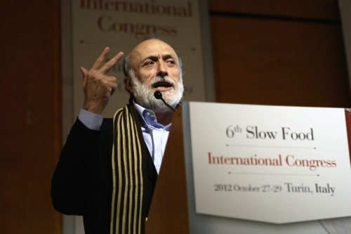 Carlo Petrini lance le Slow Food 2.0