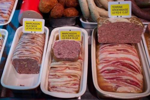 boucherie magerotte,boucherie nassogne,gibier,porc des prairies d'ardenne,jambon d'ardenne