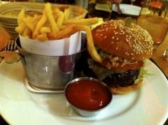 hamburger,livre hamburger,josh ozerky
