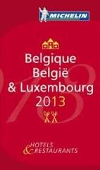 2013, une année de transition pour le guide Michelin