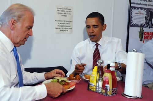 Le hamburger, miroir de l'Amérique