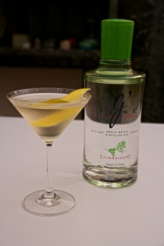 6 gins / 6 cocktails, épisode 2: G'Vine / Martini