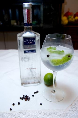 6 gins / 6 cocktails, épisode 5: Martin Miller's / Gin & Tonic