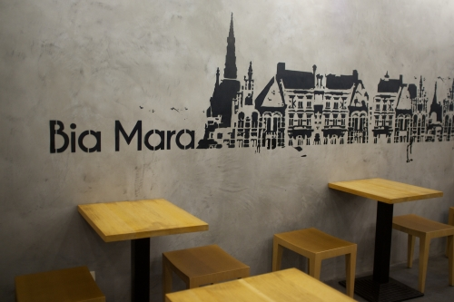 Bia Mara, un Fish & chips urbain à Bruxelles