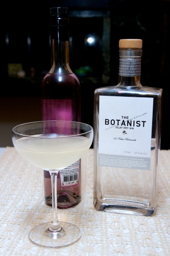 6 gins / 6 cocktails, épisode 1: The Botanist / Aviation