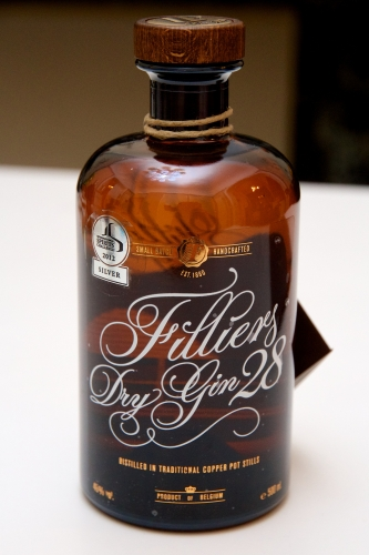 Cocktail, gin, Filliers Dry Gin 28, Martinez