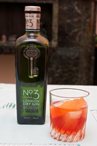 6 gins / 6 cocktails, épisode 4: Gin N°3 / Negroni