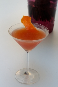 Cocktails, cocktail orange, orange pleasure