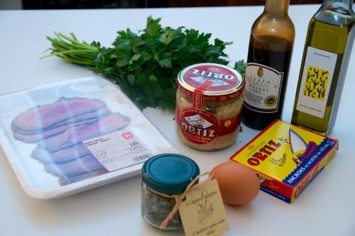 rosbif tonnato,roastbeef,vitello tonnato,recette débrouille