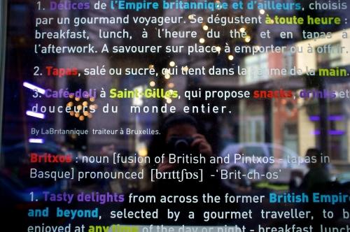 Britxos: tapas et brunch cosmopolites (FERME)