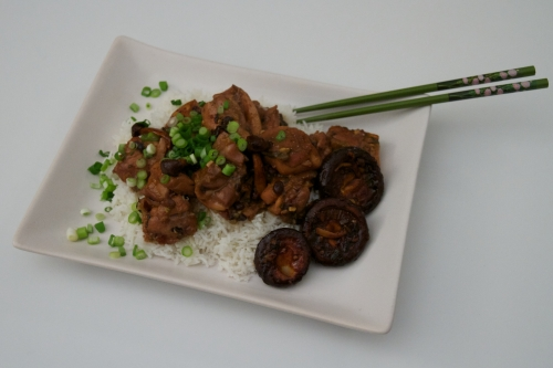 Recette chinoise, recette Ken Hom, haricots noirs, cuisine chinoise