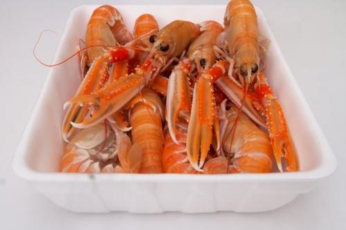 Cuisine chinoise, recette chinoise, toasts de crevettes frits, ha do si, langoustines
