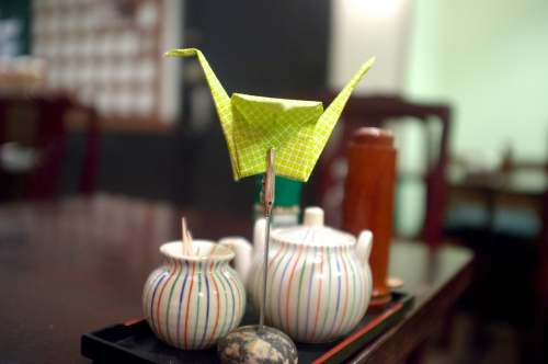 Kushitei of Tokyo: un Jap' sans sushis