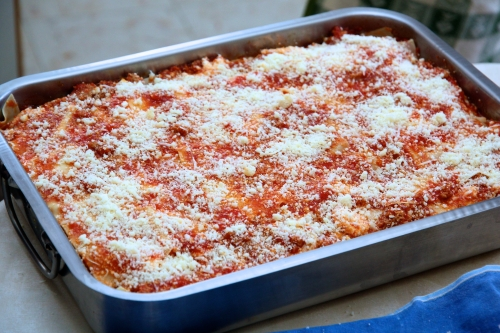 pâtes,lasagnes,millefeuille,millefoglie di lasagna,vraies lasagnes