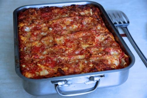 Les lasagnes: un millefeuille à l'italienne