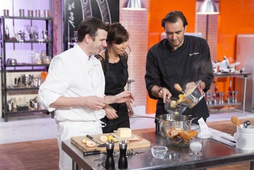 """Jean-Philippe Watteyne, un outsider belge en finale de """"Top Chef"""""""