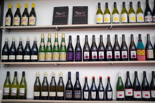 Cave Coop, Vin nature, vin vivant