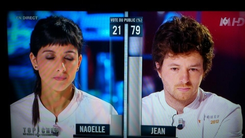 Top Chef, Naoëlle D'Hainaut, Jean Imbert, Florent Ladeyn