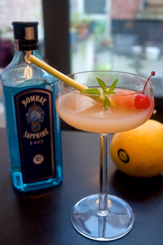 Bombay East, Cocktails, Bombay Sapphire, G&T, Florida