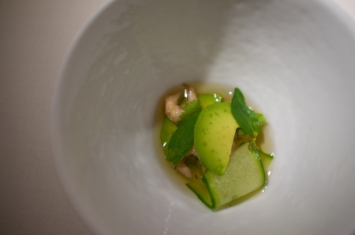 Couvert couvert, Frères Folmer, restaurant Heverlee, Michelin