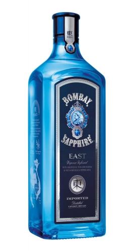 Deux cocktails autour du nouveau Bombay Sapphire East