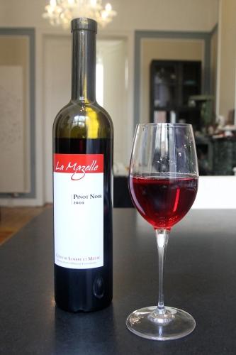 domaine de la mazelle,vin belge,vins wallons,aoc cotes de sambre et meuse