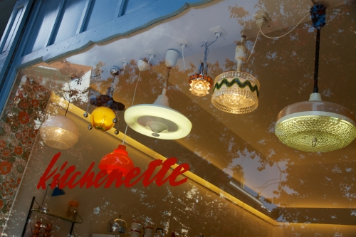 Kitchenette: rétro-sandwiches