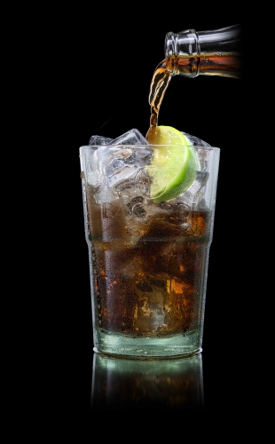 rhum-coca,cuba libre,bacardi-coca,mentirita,cocktail