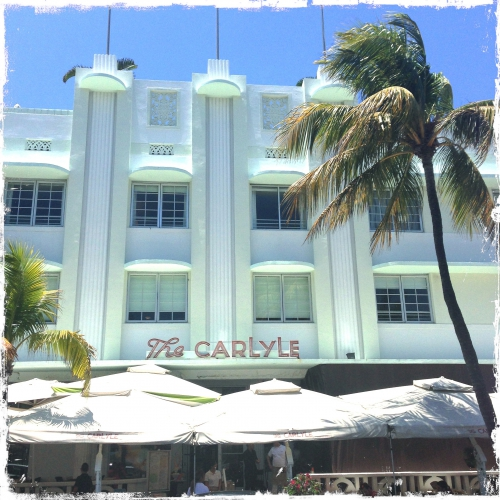 Carnet d'adresses floridiennes: Miami et Miami Beach