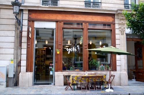Yeti: cantine urbaine à Bruxelles