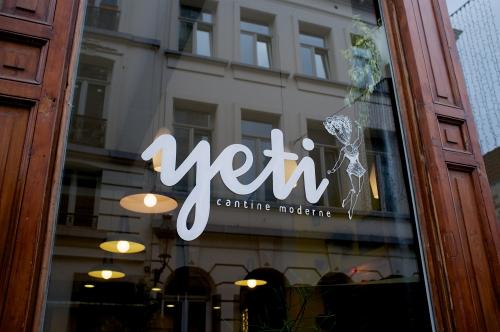 Yeti, brunch Bruxelles, snack branché, pancakes Bruxelles