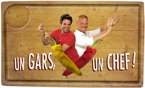 """La cuisine """"Sans chichis"""" selon Gérald Watelet et Adrien Devyver"""