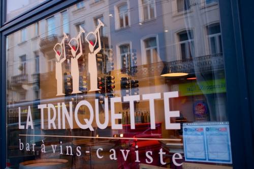 La trinquette: soif de Languedoc!
