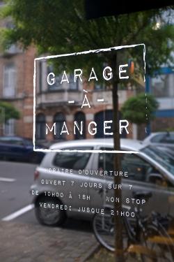 Garage à manger, brunch Bruxelles, , Pêle-Mêle