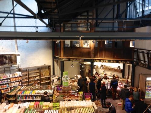 Färm, épicerie bio, bio Bruxelles, épicerie coopérative, Slow Food