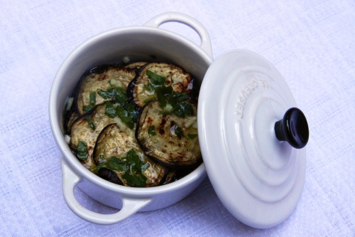 Recettes aubergine, aubergine panée, aubergine frite, aubergine grillée