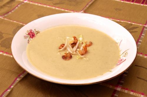 recette chicon,recette endive,soupe de chicons