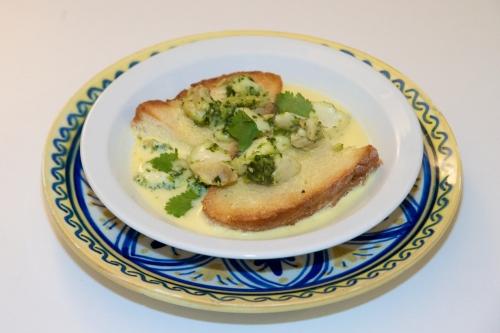 recette bacalhau,recette portugaise,soupe de morue,recette morue,morue salée
