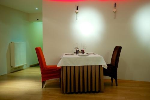 Le bouchon et l'assiette, restaurant Soignies, Dominique Maistriaux