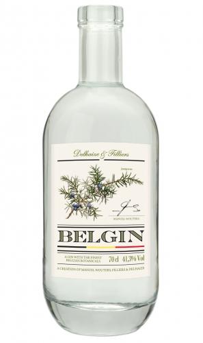 Un gin belge à la chicorée !