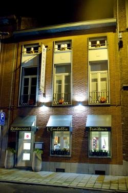 l'embellie,restaurant soignies