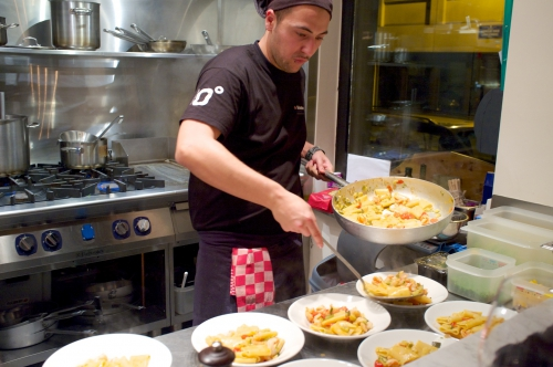 Cafe Al Dente, , osteria Bruxelles, restaurant italien