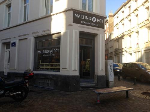 Malting Pot: Fou de houblon!