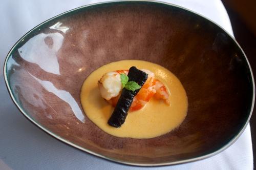 la cuisine d'un gourmand,chef john maes,restaurant profondeville