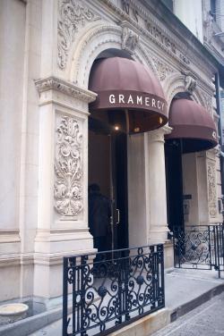 Gramercy Tavern, restaurant New York, étoilé New Yorl